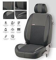 Чехлы на сиденья EMC-Elegant Subaru Forester с 2003-08 г (подлокотник + аэрбег)