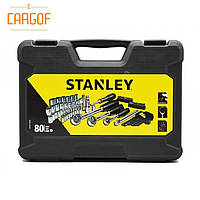 Набор ключей Stanley (Black&Decker) 80 pcs