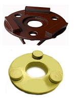 Фреза для финишной шлифовки нормального бетона CCN 3-120 для машины CO 199/279/300/307/313