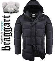 Куртка удлиненная зимняя Dress Code - 2526C черная