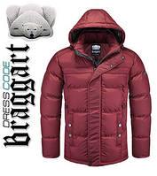 Куртка зимняя мужская Braggart Dress Code - 2045C красная