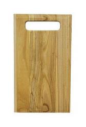 Доска деревянная прямоугольная (11665)
