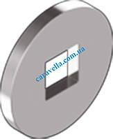 DIN 440 тип V, шайба увеличенная форма, отверствие квадратное