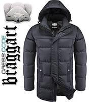 Куртка удлиненная зимняя Dress Code - 2526A графит