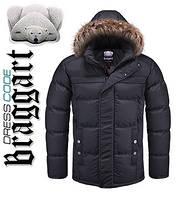 Куртка зимняя мужская Dress Code - 3145D черная