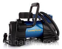 Компрессор автомобильный, 35л/мин, 7Атм, c LED-фонарем, Goodyear GY-35L