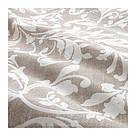 ИКЕА (IKEA) VÅRBRÄCKA, 904.125.96, Комплект постельного белья, бежевый, белый, 200x200/50x60 см - ТОП ПРОДАЖ, фото 4