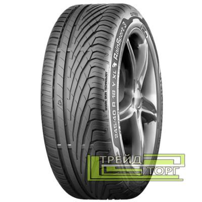 Летняя шина Uniroyal Rain Sport 3 245/45 R18 96Y FR