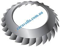 DIN 6798 тип V, шайба стопорная с наружными зубцами из нержавеющей стали