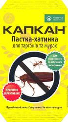 Клеевая ловушка для тараканов и муравьев Капкан, домик.
