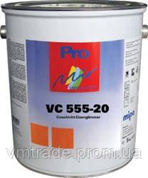 Тиксотропная однослойная винил-сополимерная краска Mipa VC 555, 20кг