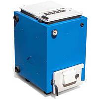 Твердотопливный котел Буржуй ШК 16 кВт. Шахтный котел типа Холмова
