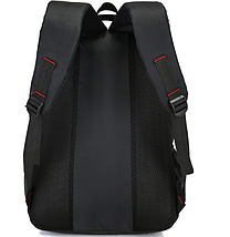 Рюкзак школьный Daren унисекс черный, фото 2
