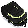 Рюкзак школьный Daren унисекс черный, фото 4