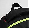 Рюкзак шкільний Daren унісекс Чорний з синім, фото 3