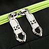 Рюкзак шкільний Daren унісекс Чорний з синім, фото 4