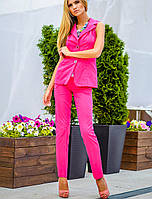 Легкий женский костюм   Aqua city sk
