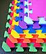 Коврик-пазл (мягкий пол)  48х48х10мм, фото 6