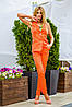 Легкий женский костюм   Aqua city sk, фото 6