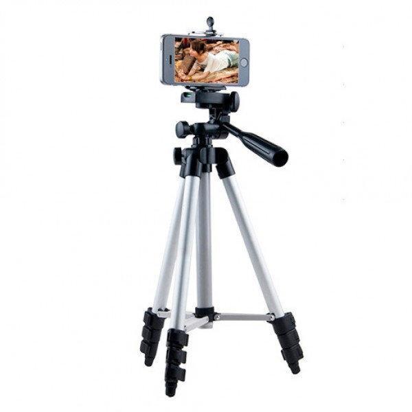 Штатив-тренога 3110 102 см для камеры и телефона
