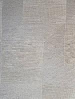 Виниловые обои на флизелине  Sirpi  Alta Gamma Life 23712 квадраты ромбы фигуры серебристые песочные 3д