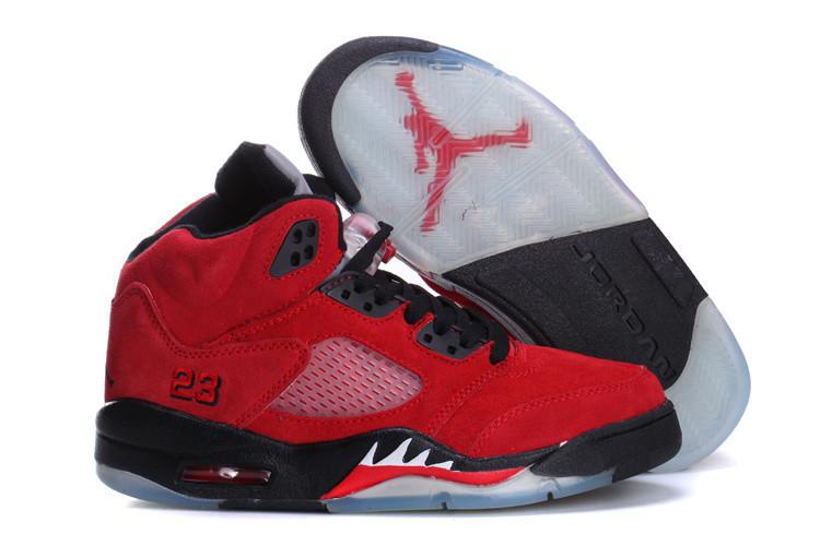 Кроссовки женские Nike Air Jordan 5 / AJW-136 (Реплика)