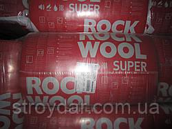 Базальтовый утеплитель Rockwool Superrock (Суперрок) 50 мм
