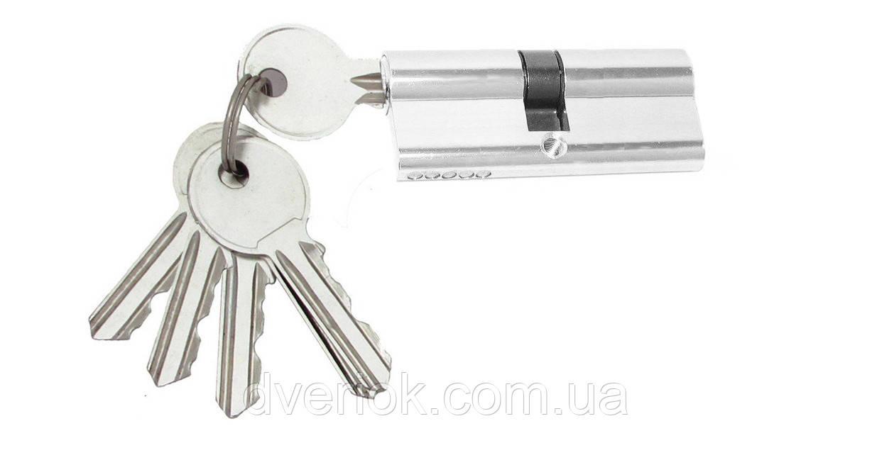 Цилиндровый механизм Fortezi Z-70 (35x35) ключ/ключ