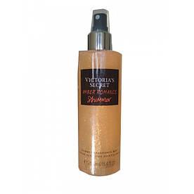 Парфюмированный спрей для тела Victoria's Secret Amber Romance Shimmer
