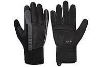 Велоперчатки мужские зимние водонепроницаемые FWE Coldharbour 2.0 Waterproof черные XL