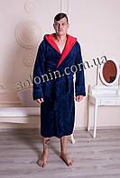 Чоловічій махровый халат., фото 1