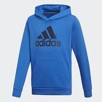 Детская толстовка Adidas Performance Must Haves Badge of Sport DV0824