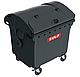 Контейнер для мусора бак евроконтейнер для ТБО, фото 6