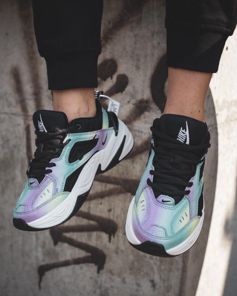 Женские кроссовки Nike M2K Tekno, Реплика