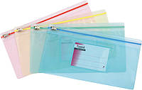 Папка-конверт zip-lock, ассорти