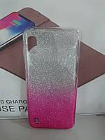 Чехол силиконовый для Samsung Galaxy M10