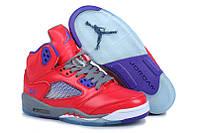"d8eb2970 Кроссовки женские Nike Air Jordan 5 GS ""Hot Lava"" / AJW-292 (Реплика ..."
