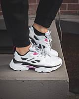 Жіночі кросівки Reebok Royal Bridge 3.0, Репліка, фото 1