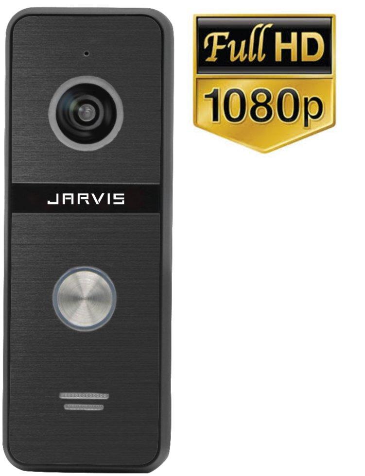 Full HD 1080P Виклична панель відеодомофона Jarvis JS-02B FullHD