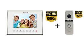 Full HD 1080P Комплект Jarvis JS-7MW FullHD + JS-02S FullHD