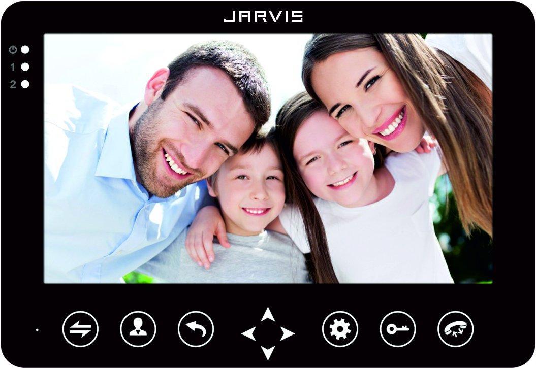 Відеодомофон з записом відео по руху Jarvis JS-72MB
