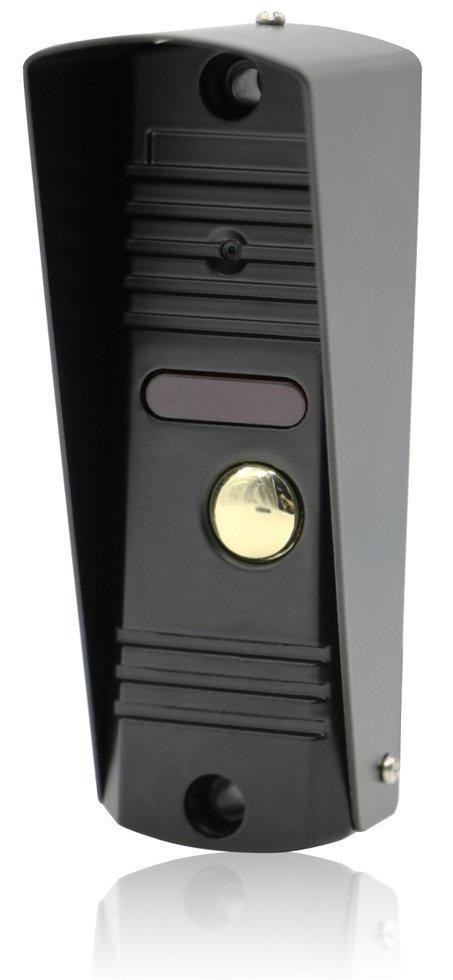 Панель виклику домофона універсальна Jarvis JS-01 Black