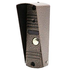 Вызывная панель домофона универсальная Jarvis JS-01 Bronze
