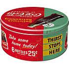 Коробка для зберігання Ностальгічне-Art Coke Refreshing Green, фото 2