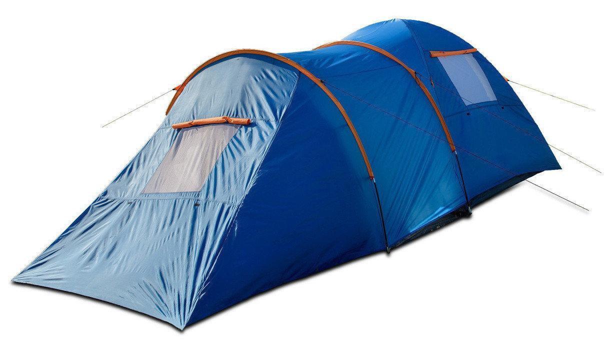 Палатка 6 ти местная Coleman Двухслойная
