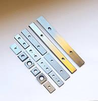 Ножи бланкеты полосы стержни