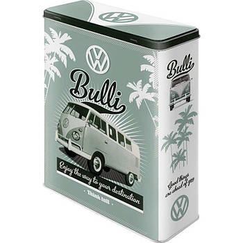 Коробка для хранения Nostalgic-Art VW Bulli XL (30315)
