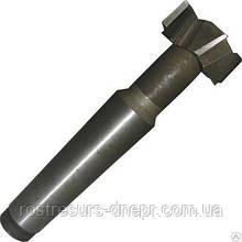 Фреза Т-образная к/х ф 25х11 мм ВК8 паз 14мм КМ2