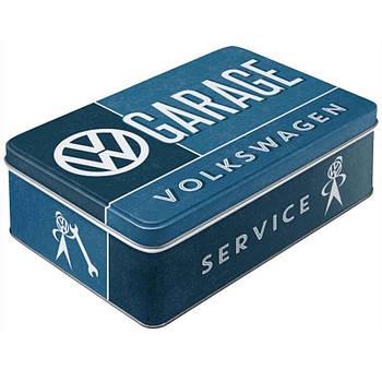 Коробка для хранения Nostalgic-Art VW Garage (30727)