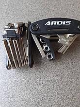 Ключі шестигранні до велосипеда.